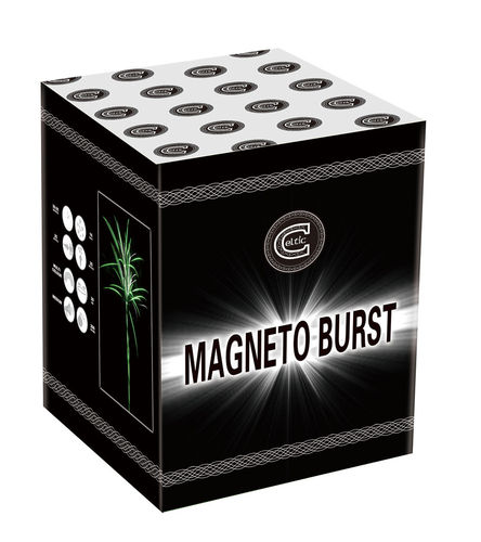 Celtic 16 shot Magneto Burst