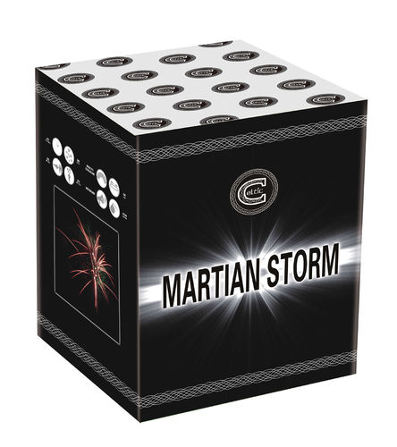Celtic 20 shot Martian Storm