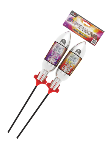 Primed Supernova Rocket Pack