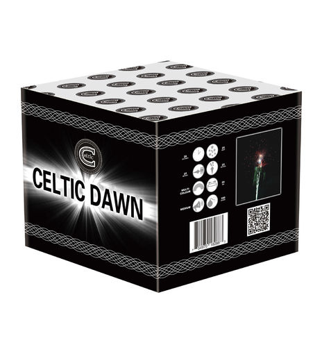 Celtic 25 shot Celtic Dawn