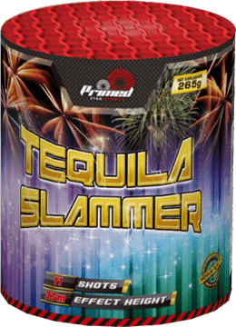Primed 11 Shot Tequila Slammer Mine