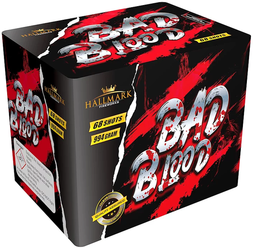 Hallmark 68 shot Bad Blood