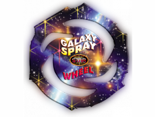 Brightstar Wheel Galaxy Spray